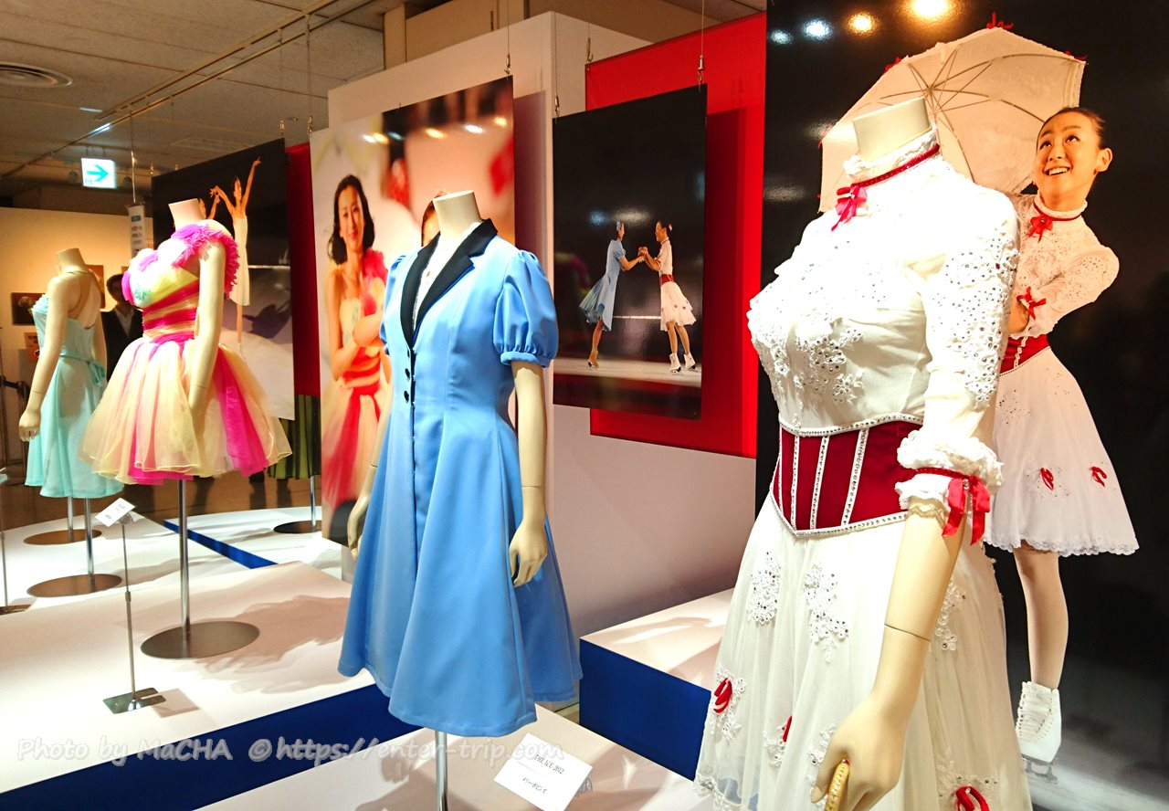 浅田真央展2018・大丸・高島屋