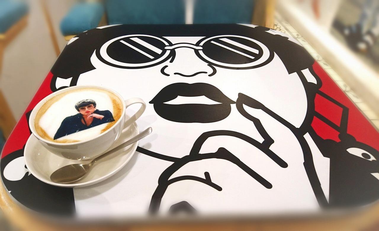 札幌パルコ「クリエイターズ・ファイル珈琲店」