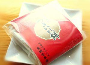 つきいれ餅(金城堂・宮崎)