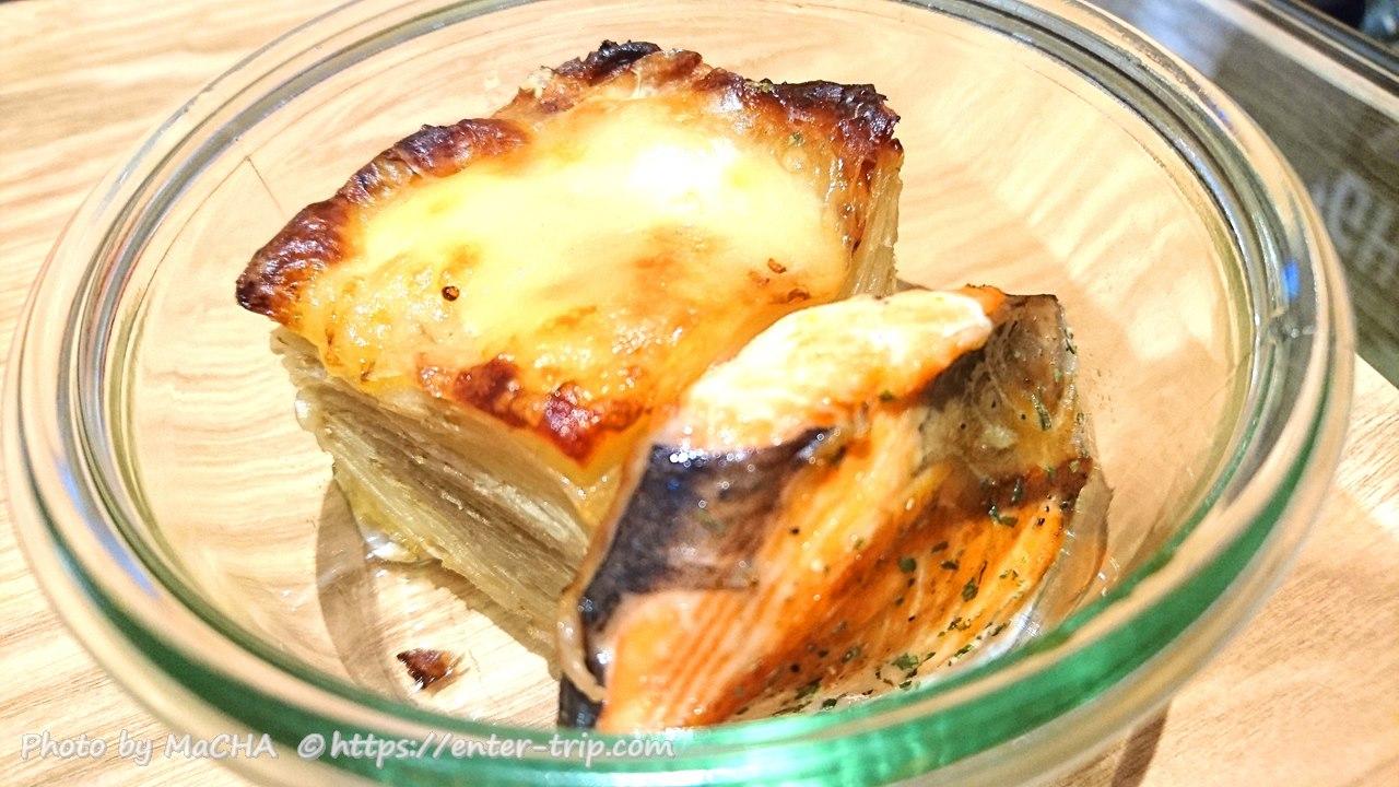 北海道日本ハムファイターズ・鮭とじゃがいも