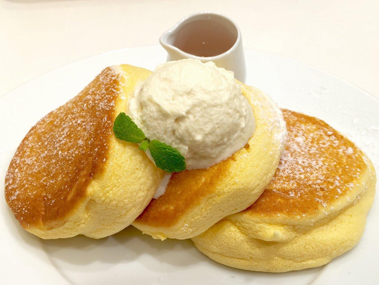 大通「幸せのパンケーキ札幌店」