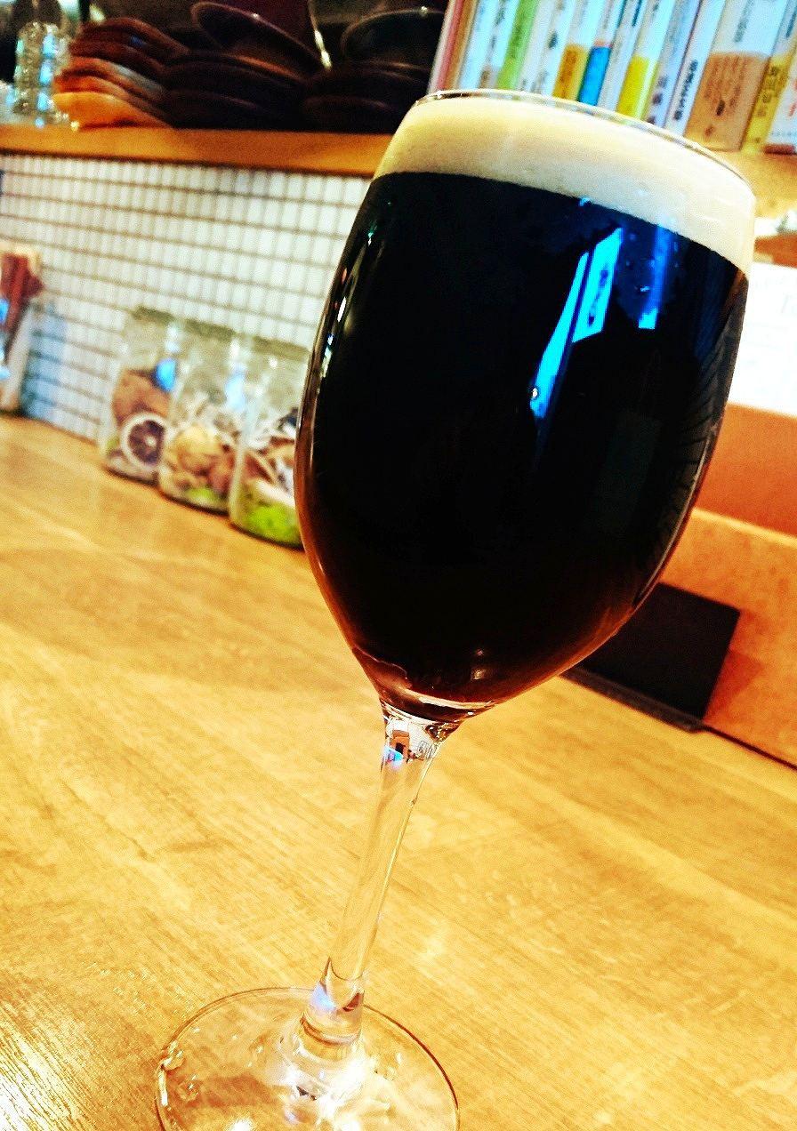 黒ビール「ノースアイランド・コリアンダーブラック」