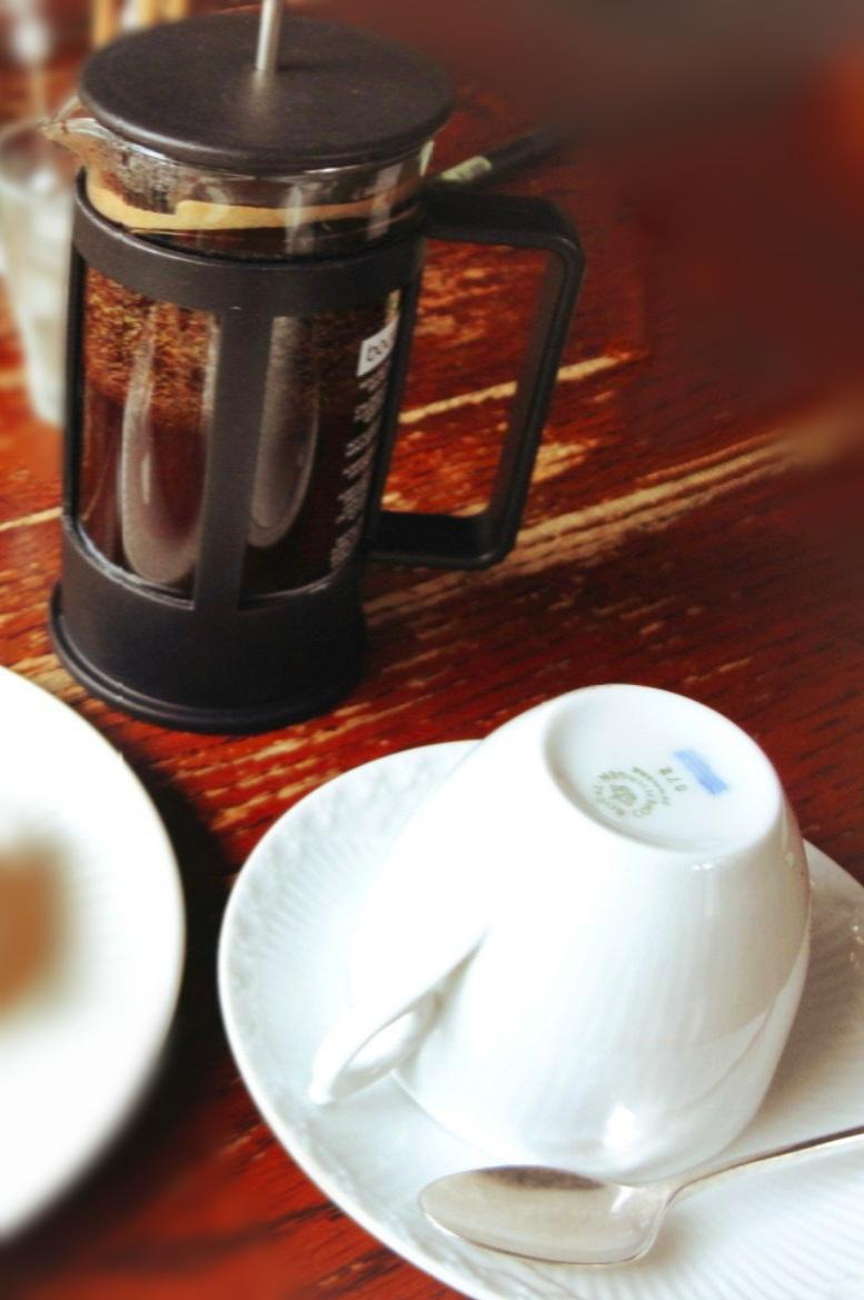 ナチュラル・コーヒー
