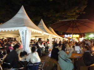 札幌オータムフェスト 大通6丁目青空星空収穫祭
